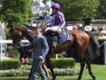 Kew Gardens and Ryan Moore return to scale after winning Queens Vase