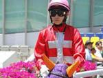 Jockey : Masa Tanaka
