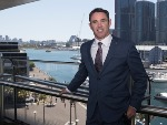 BRAD FITTLER poses during a press conference at the Star announcing his new role as coach of the New South Wales State of Origin team in Sydney, Australia.