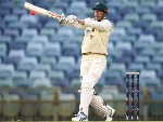 GEORGE BAILEY of the Tigers bats during day two of the Sheffield Shield match between Western Australia and Tasmania at the WACA in Perth, Australia.