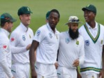 Kagiso Rabada spices up the test
