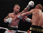 Carl Frampton versus LUKE JACKSON for the WBO interim featherweight title at Windsor Park in Belfast, Northern Ireland.