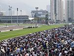 Racecourse : Sha Tin