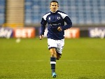 TIM CAHILL of Millwall takes part in a warm down session after the Sky Bet Championship match between Millwall and Cardiff City at The Den in London, England.