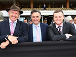 Trainers : David Hayes, Ben Hayes and Tom Dabernig