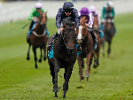 SIR DRAGONET winning the MBNA Chester Vase Stakes (Group 3) in Chester, England.