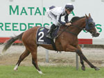 Yourdeel winning the Waikato Stud Slipper 2yo (C&G)