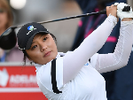 DOEY CHOI of Australia during day one of the 2019 ISPS Handa Women's Australian Open at The Grange GC in Adelaide, Australia.