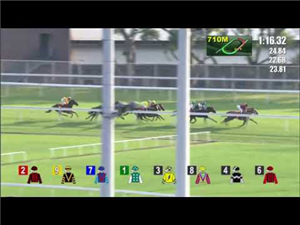 EAGLE WAY - Jockey Club Cup 2018
