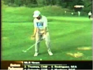 Funny Very Technical Golf Lesson