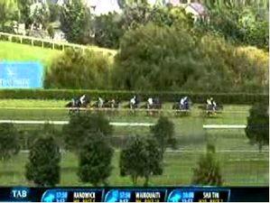2011 Railway Stakes - Miss Raggedy Ann