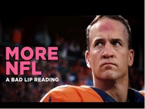 Bad Lip Reading - Nfl