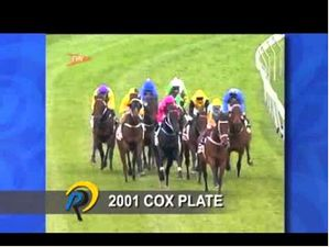2001 Carlton Draught Cox Plate - Northerly