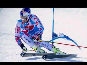 Alpine Ski Racing Champion Alexis Pinturault