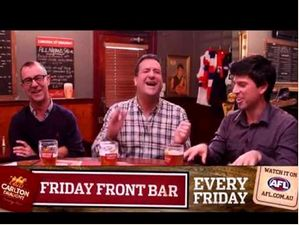Friday Front Bar - Episode 8
