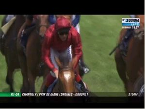 Star Of Seville - Prix De Diane - Chantilly - 14/06/15