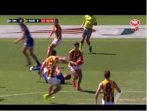 JLT Highlights: North Melb v Hawthorn