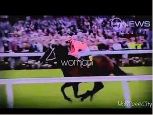 Black Caviar [I Am Woman]